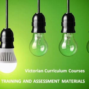 Victorian Curriculum Course