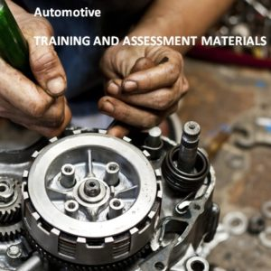 AUR - Automotive Retail, Service and Repair Training Package