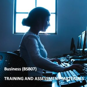 BSB07 - Business Services Training Package