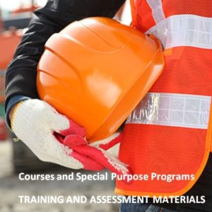 Courses and Special Purpose Programs