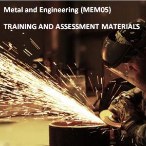 MEM05 - Metal and Engineering Training Package
