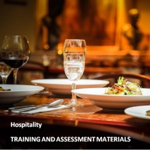 SIT - Tourism Travel and Hospitality Training Package