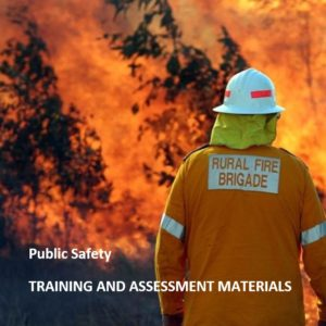 PUA12 - Public Safety Training Package