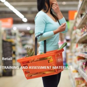 SIR - Retail Services Training Package